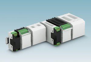 Elektronikgehäuse mit integrierter Anschlusstechnik