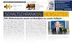 SSB Newsletter 06 2015
