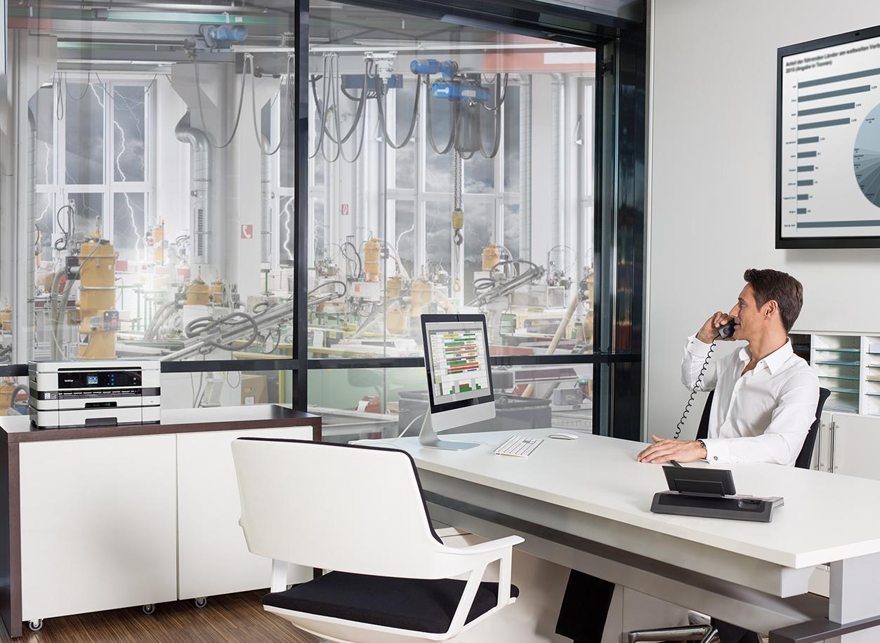 Blitz- und Überspannungsschutz für Industrie 4.0-Komponenten