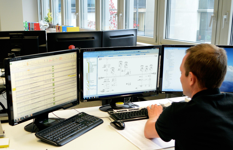 Schnelle, präzise Elektro- und Schaltanlagenplanung