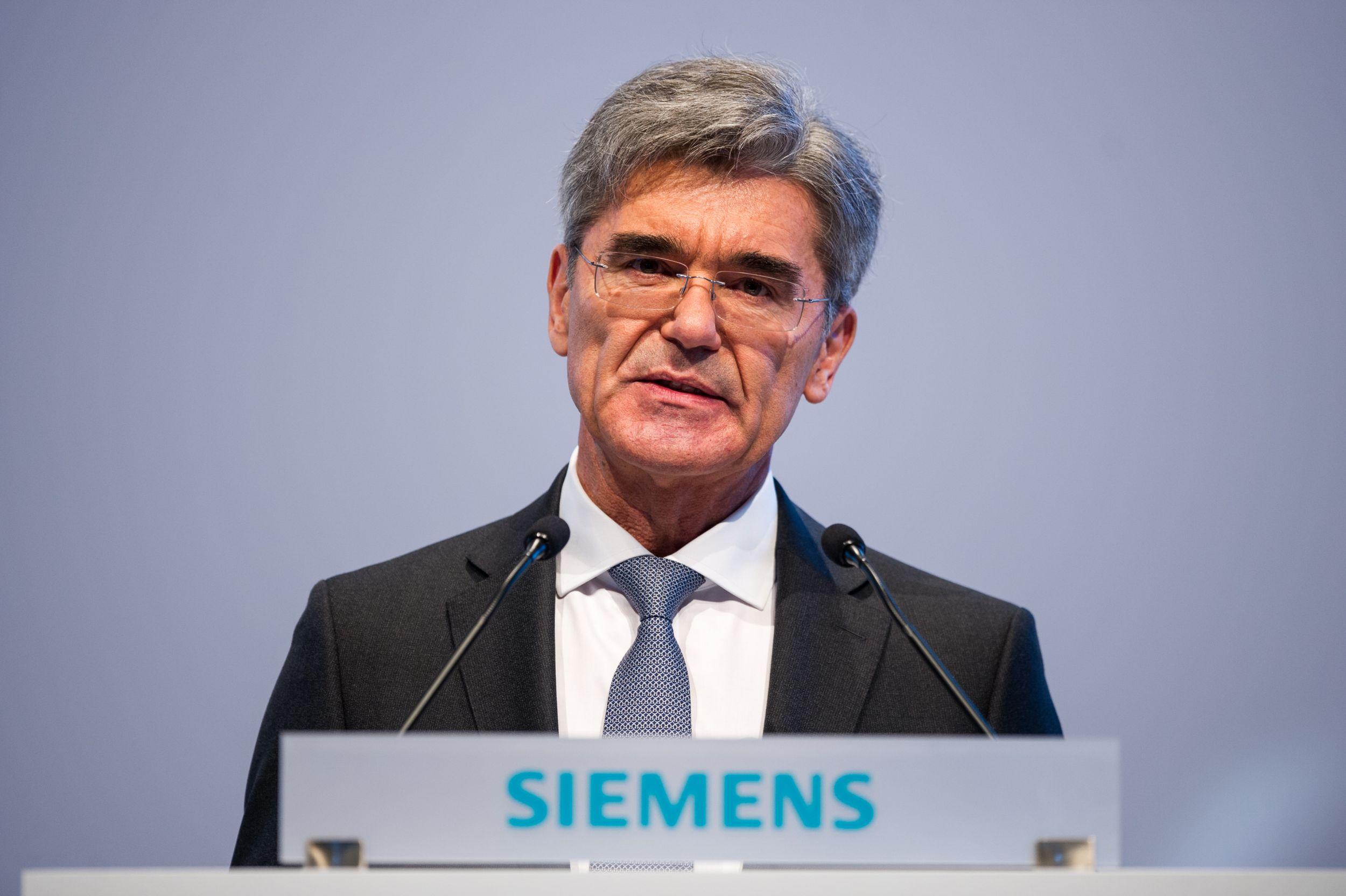 Siemens gut ins neue Jahr gestartet