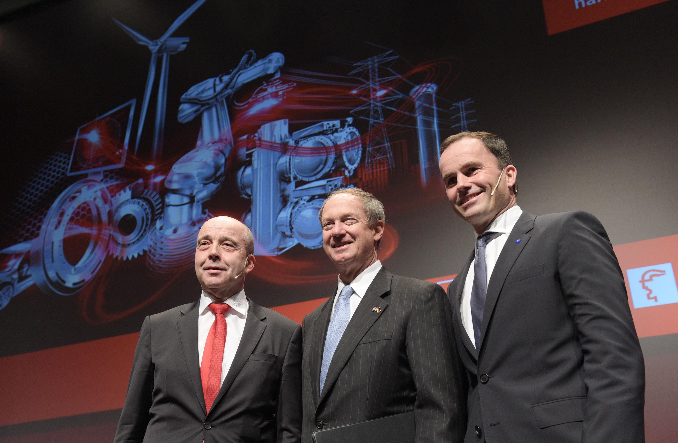 Hannover Messe nutzen, um TTIP voranzubringen