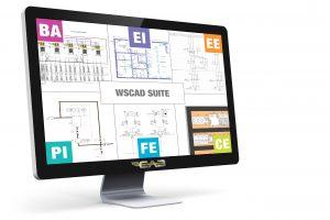 Die disziplinübergreifende WSCAD Suite deckt die gesamte Planung und Dokumentation von der Gebäudeautomation bis zum Schaltschrankbau auf einer Plattform ab. (Bild: WSCAD electronic GmbH)