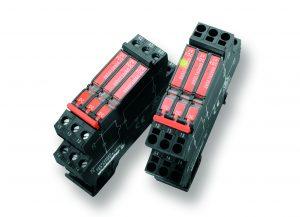 Die Relaiskoppler und Solid-State Relais der Termseries eignen sich zur Umrüstung und zum Retrofit von Maschinen und Anlagen. (Bild: Weidmüller GmbH & Co. KG)