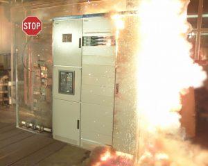 Übertemperaturen in der NSHV stellen ein Risiko dar, das es zu minimieren gilt. (Bild: Eaton Industries GmbH)