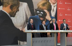 Hannover Messe boomt mit Industrie 4.0 und Partnerland USA