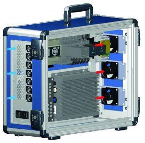 Santox liefert auf unterschiedliche Anwendungen zugeschnittene Klimatisierungslösungen für Koffer und Gehäuse. (Bild: Santox Gehäuse-Systeme GmbH)