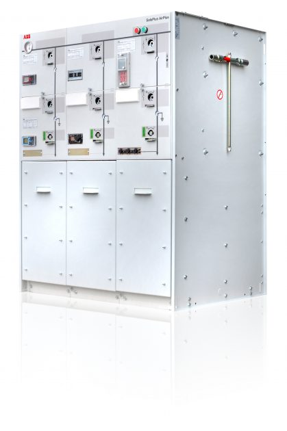 Mittelspannungs-Schaltfelder mit ökoeffizientem Isoliergas ...