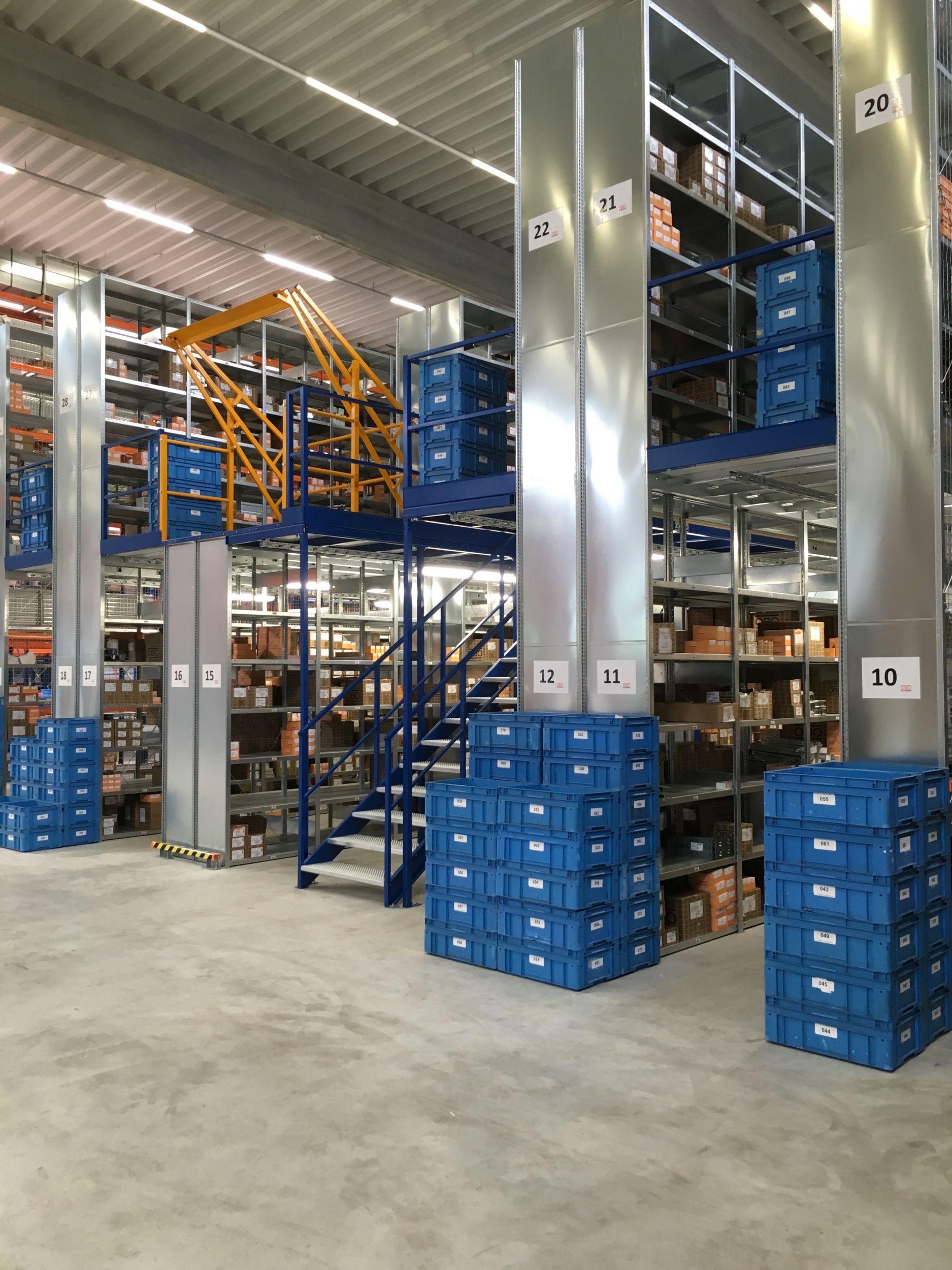 OBO Bettermann eröffnet neuen Logistikstützpunkt für Norddeutschland