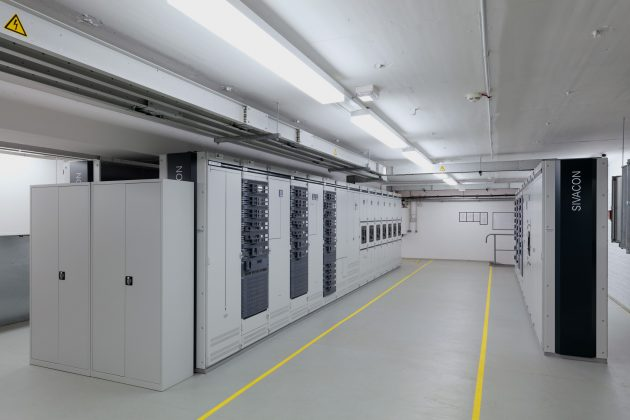 Elektrotechnik hinter den Kulissen des Friedrichstadt-Palasts
