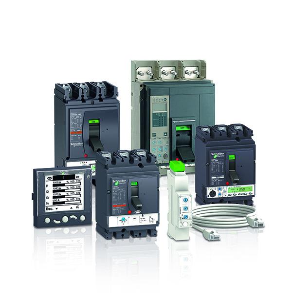 Mit zuverlässigen Leistungsschaltern Energieverteilung und Maschinen schützen