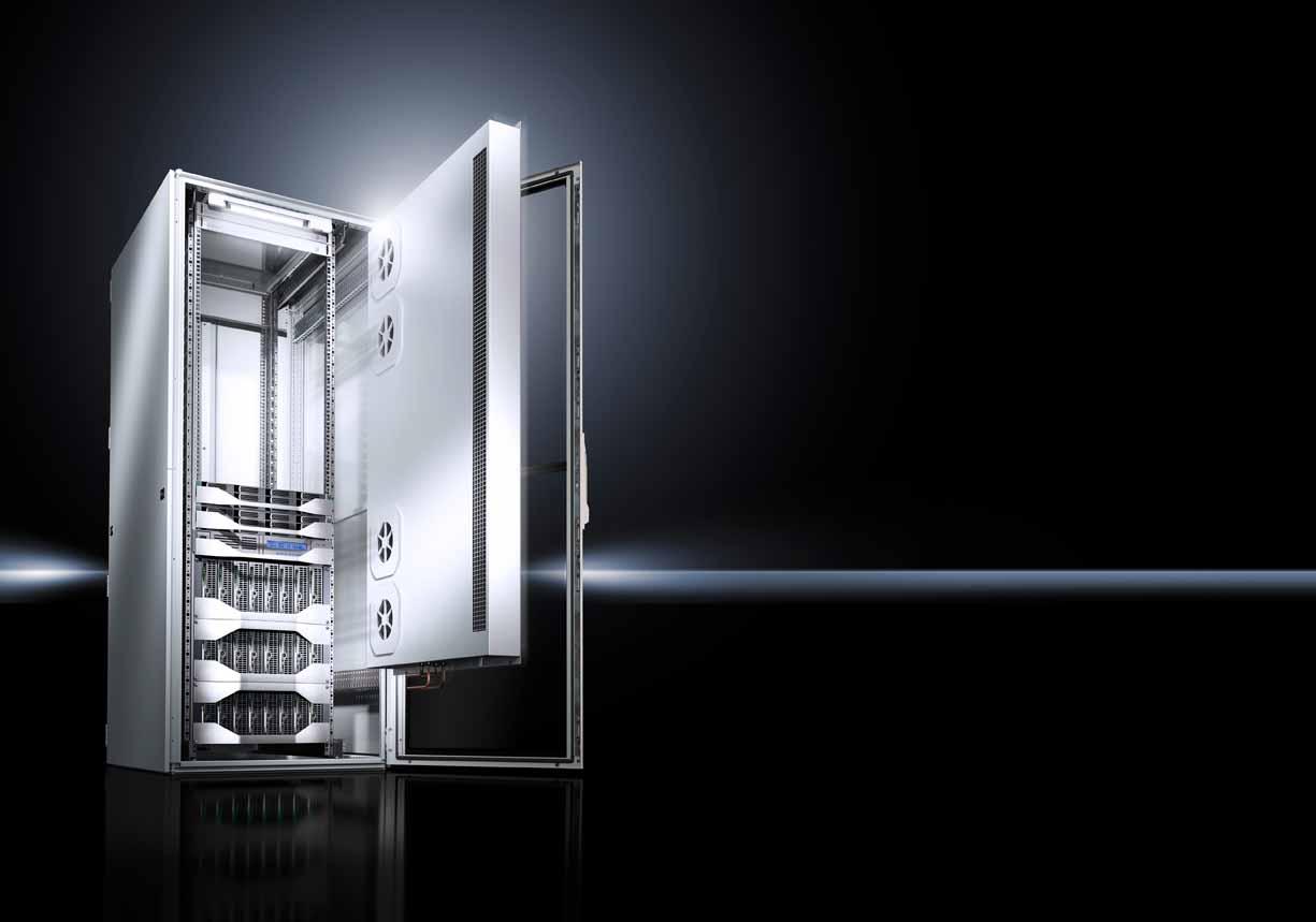 Richtig dimensionierte IT-Kühlung für Kleinunternehmen