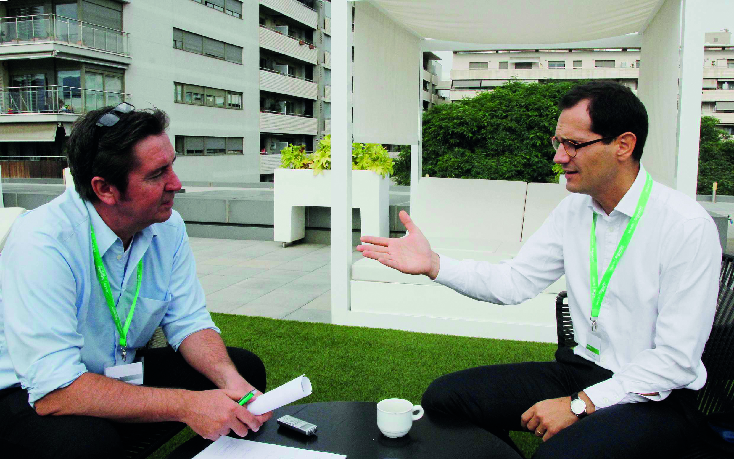 Interview mit Antonin Guez, Vice President Partner Projects and Buildings bei Schneider Electric