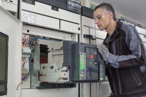 Bei einer Umrüstung ist keine Änderung der Schaltanlage oder erneute Zertifizierung nach IEC61439 notwendig. (Bild: Schneider Electric GmbH)