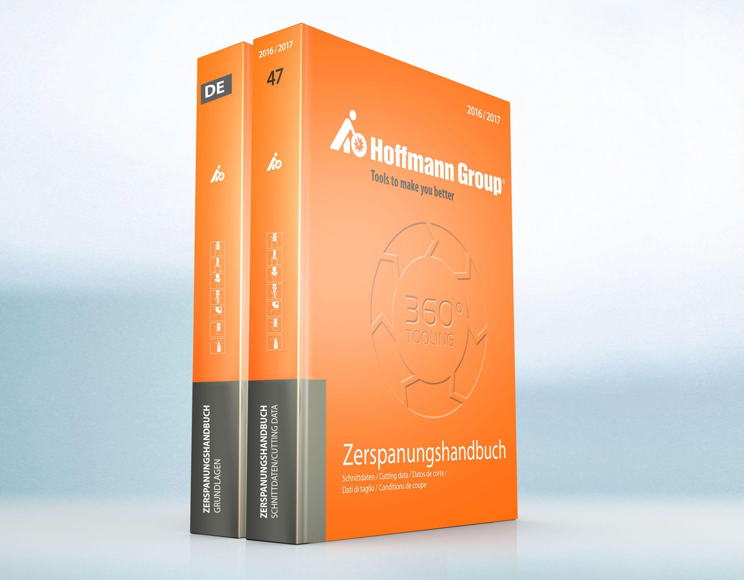 Sechste Auflage des Zerspanungsbuchs