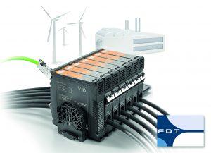 Die neuen Weidmüller ACT20C-Strommesswandler sind IE3-ready und überwachen Betriebsströme in entsprechenden Motoren. (Bild: Weidmüller Interface GmbH & Co. KG)