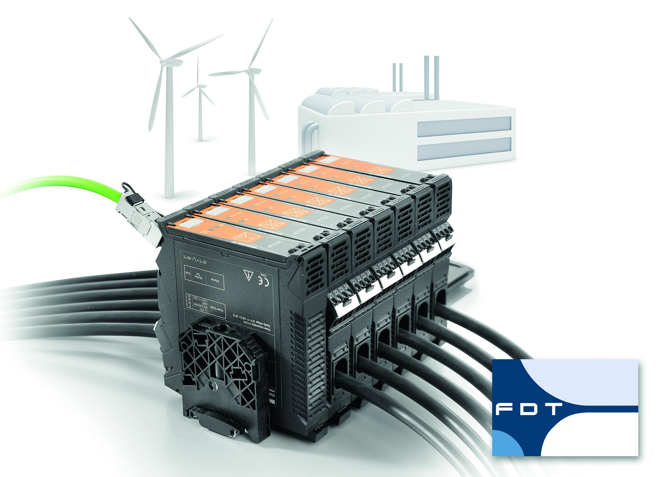 Strommesswandler überwachen Anlagen und Prozesse