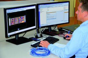 Eine der Stärken von WSCAD ist die Fähigkeit, Stromlaufpläne unterschiedlicher Fremdformate für den Schrankaufbau mit WSCAD vollständig und fehlerfrei importieren zu können. (Bild: Baader GmbH & Co. Schaltanlagen und Leiterplatten KG)