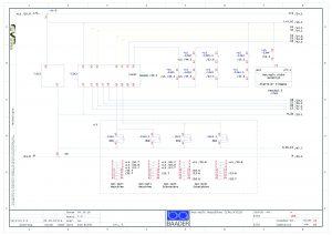 Stromlaufpläne für den Schaltschrankaufbau werden entweder mit der WSCAD-Software selbst erstellt oder vom Auftraggeber in unterschiedlichsten Formaten geliefert. (Bild: WSCAD electronic GmbH/Baader GmbH & Co. Schaltanlagen und Leiterplatten KG)