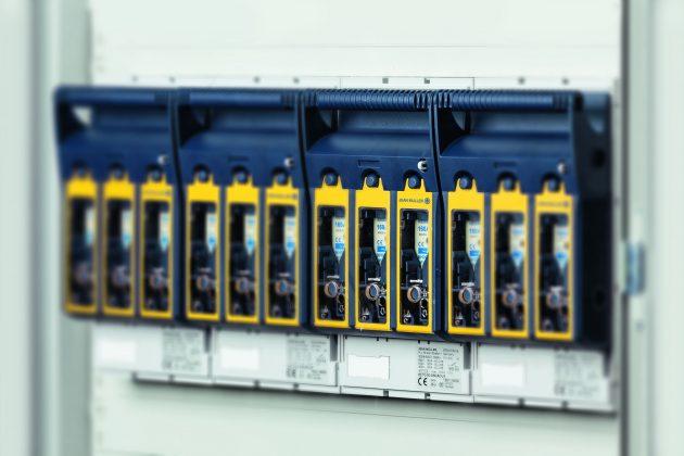 NH-Sicherungslasttrennschalter- jetzt auch 1-,2- und 4-polig