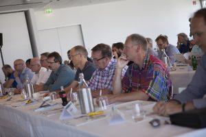 Großes Interesse: Alle Informationsveranstaltungen waren bis auf den letzten Platz ausgebucht. (Bild: Wago Kontakttechnik GmbH & Co. KG)