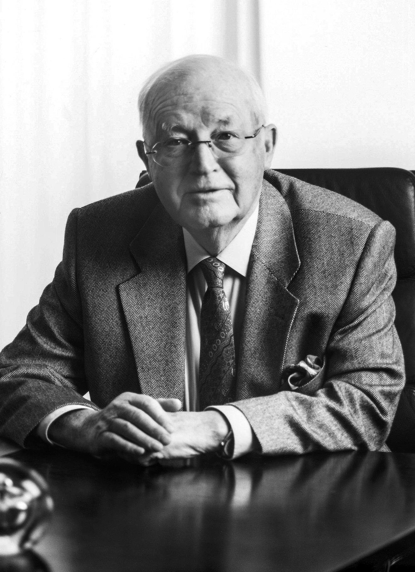 Dr. Oswald Hager mit 90 Jahren verstorben