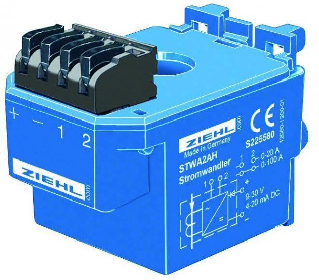 Kompakter Messumformer für AC-Strom