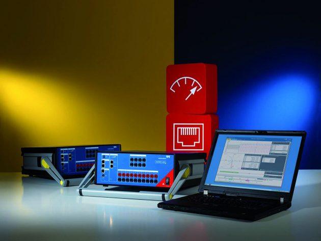Leistungsstarke Analysesoftware