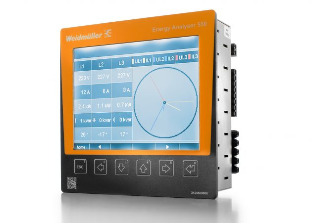 Energieanalysegeräte für Energiemonitoring