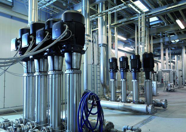 Pumpenhersteller generiert Dokumentation automatisch