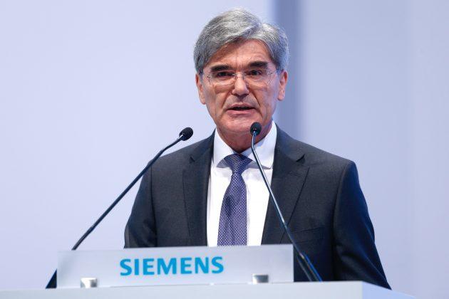 Siemens-Umsatzerlöse legen im 2. Quartal um 6 Prozent gegenüber Vorjahr zu