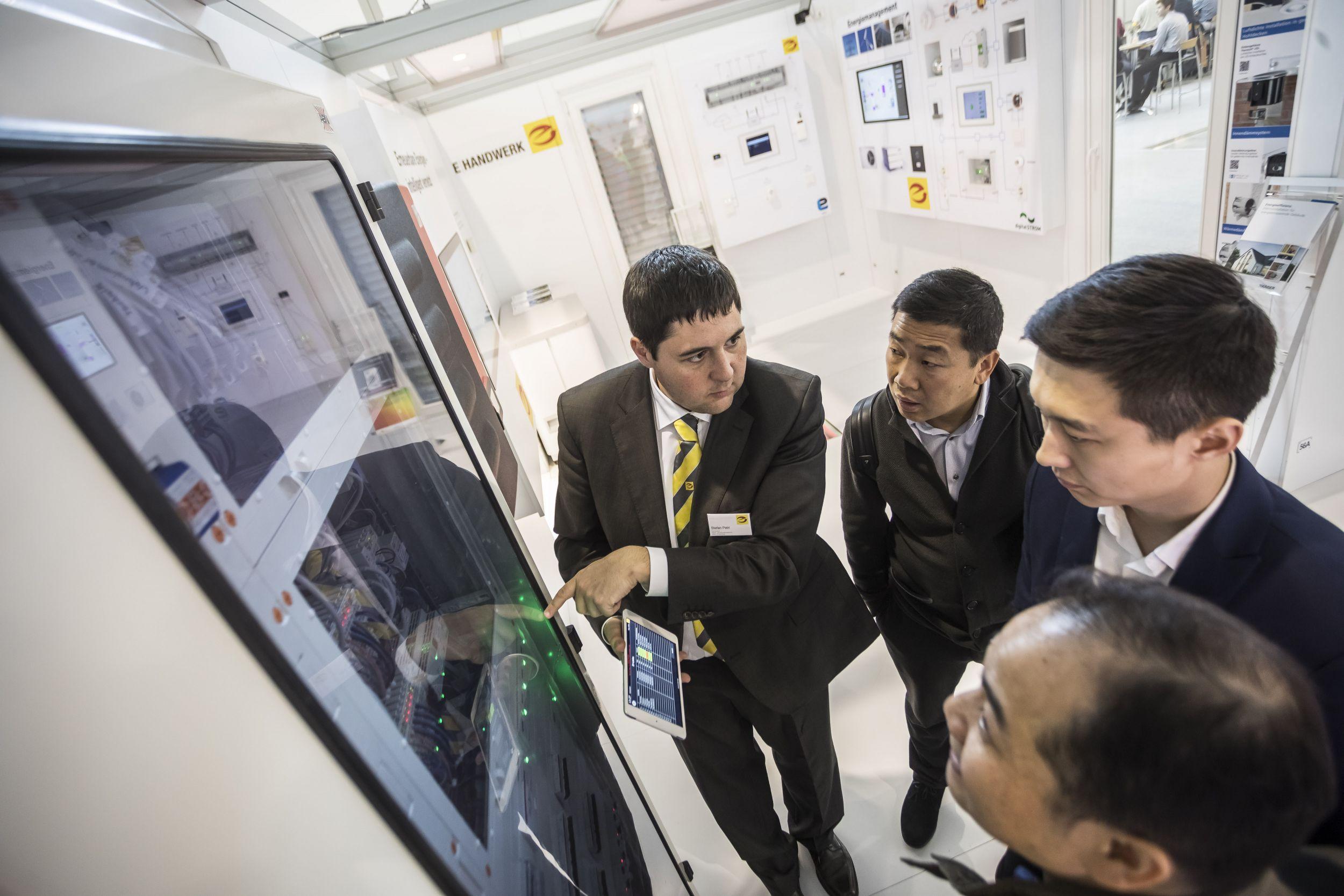 Eltefa baut Position als größte Landesmesse der Elektrobranche aus