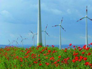 Zukunftsbranche Windindustrie ist bundesweit ein starker Beschäftigungsfaktor