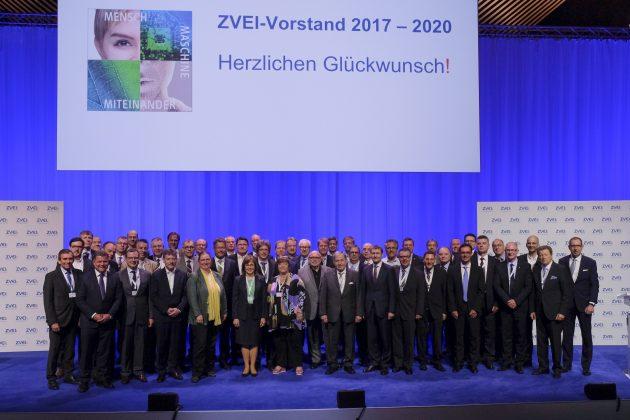 Ziesemer als ZVEI-Präsident wiedergewählt