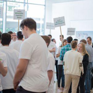 'Tag der Ausbildung' zieht wieder mehrere hundert Besucher an