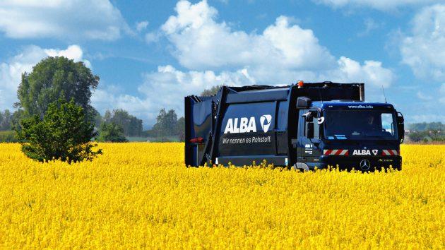 Mittels installiertem Energiemesssystem erzielt die Alba Group hohe Effizienzgewinne in ihren Verwertungsanlagen. (Bild: Alba Group plc & Co. KG)
