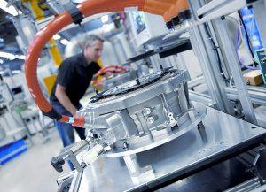 Maschinenbau erhöht Produktionsprognose für 2017