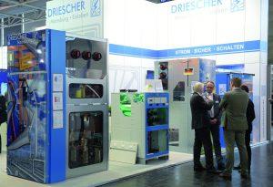 Auch im Bereich der Mittelspannungsschaltanlagen wird es zahlreiche Neuheiten geben. (Bild: Deutsche Messe AG)