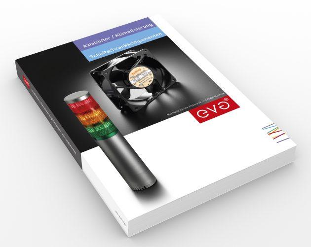 Neuer Komponenten-Katalog von EVG