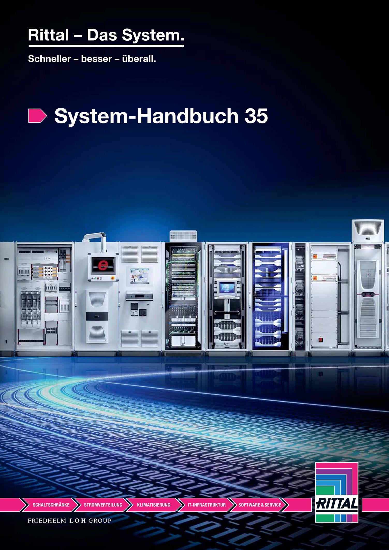 System-Handbuch 35 für Industrie und IT