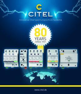(Bild: Citel Electronics GmbH)