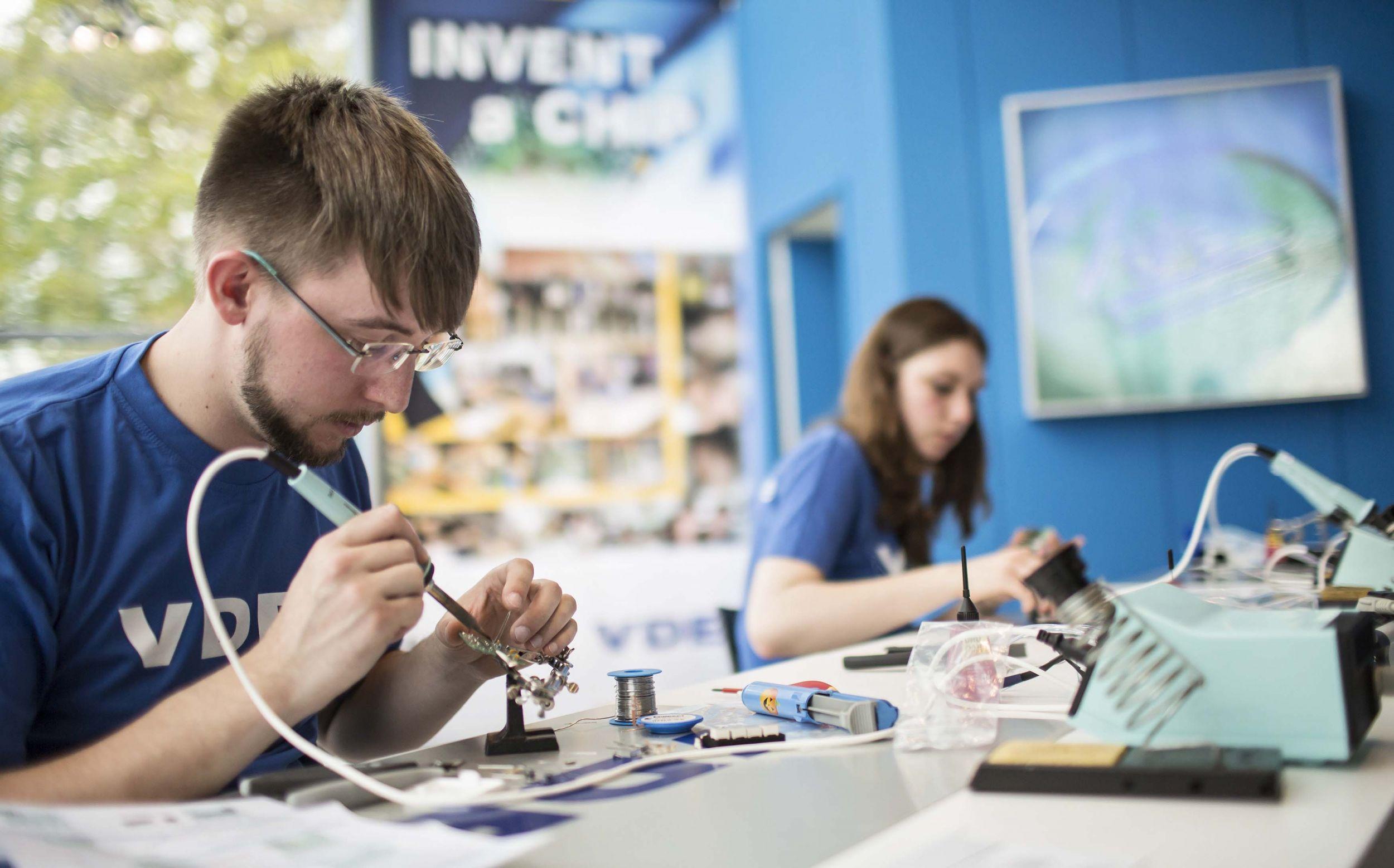 Studie: Elektroingenieure haben die Qual der (Berufs-)Wahl