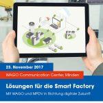 Lösungen für die Smart Factory