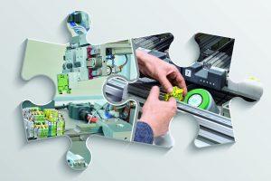 Kundenadaptierte Lösungen für den Schaltanlagenbau