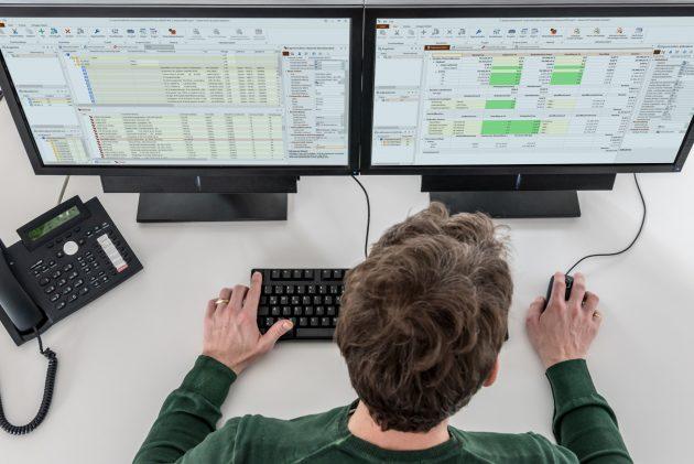 Automatisierte Berechnungstools bieten eine effiziente und rechtssichere L?sung der W?rmeberechnung. (Bild: AmpereSoft GmbH)