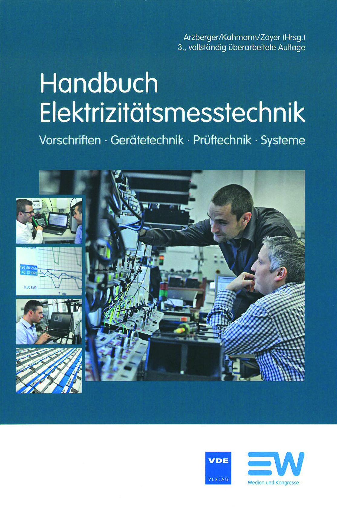 Handbuch Elektrizitätsmesstechnik