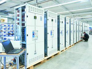 Stromversorgung gesichert