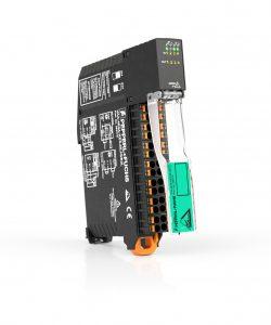 Die neuen AS-Interface IP20-Module sorgen für Übersichtlichkeit in der Schaltschrankverdrahtung. (Bild: Pepperl+Fuchs GmbH)