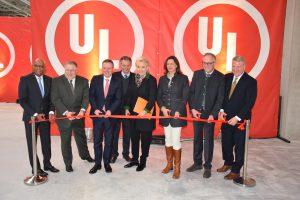 UL eröffnet Brandschutzlabor in Europa