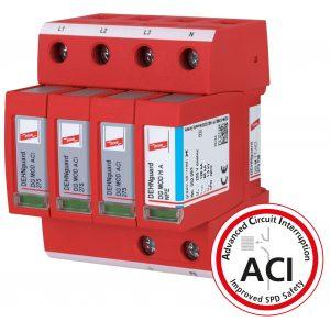 Dehnguard mit neuer ACI-Technologie (Bild: Dehn + Söhne GmbH + Co. KG)